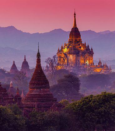 <p><strong>MYANMAR</strong>, l'Asia più autentica</p>