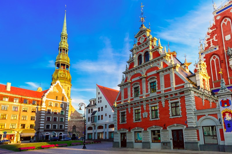 Capitali Baltiche, partenze di gruppo garantite